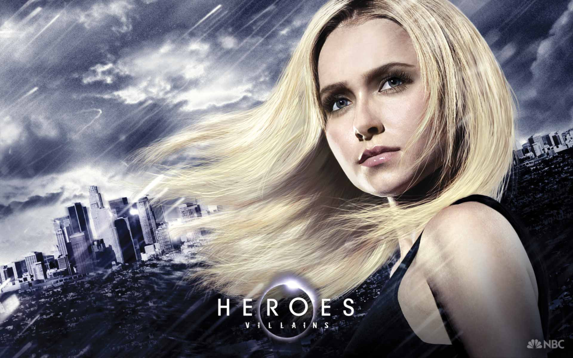 heroes new poster trailer interviews from emmy parties