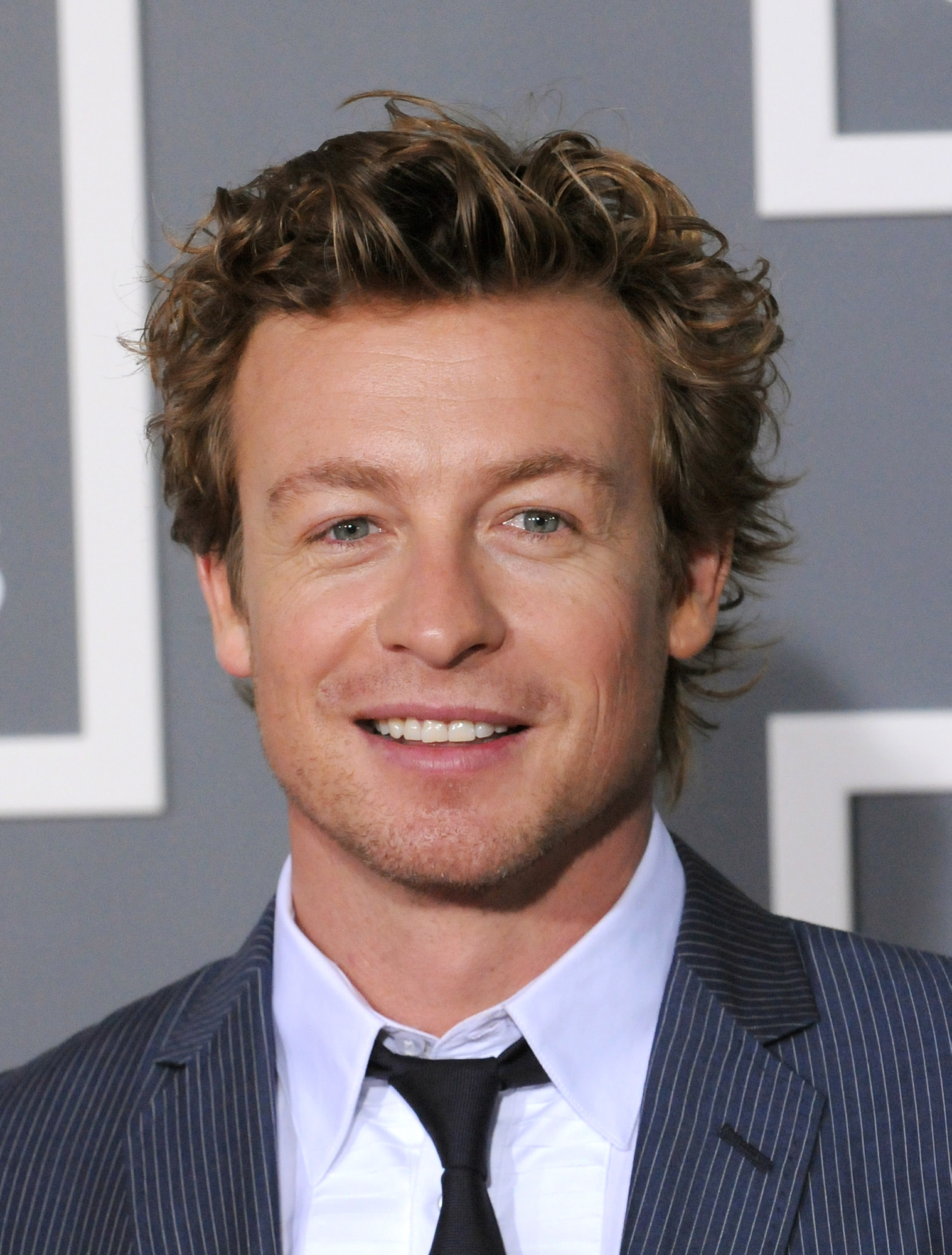 Simon Baker at the Grammy Awards « multipleverses.