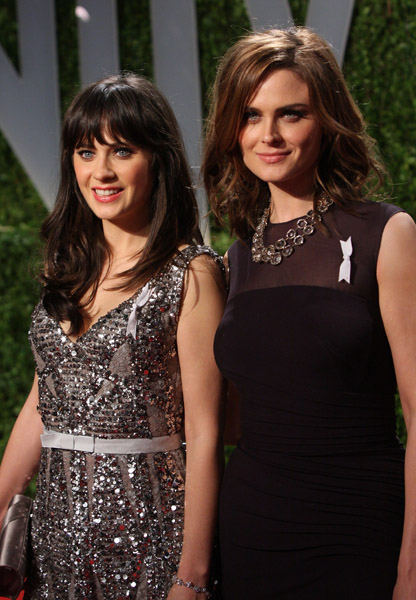 Are Zooey And Emily Deschanel Sisters