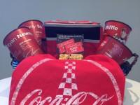 Coca-Cola Carmike NASCAR Gift Basket