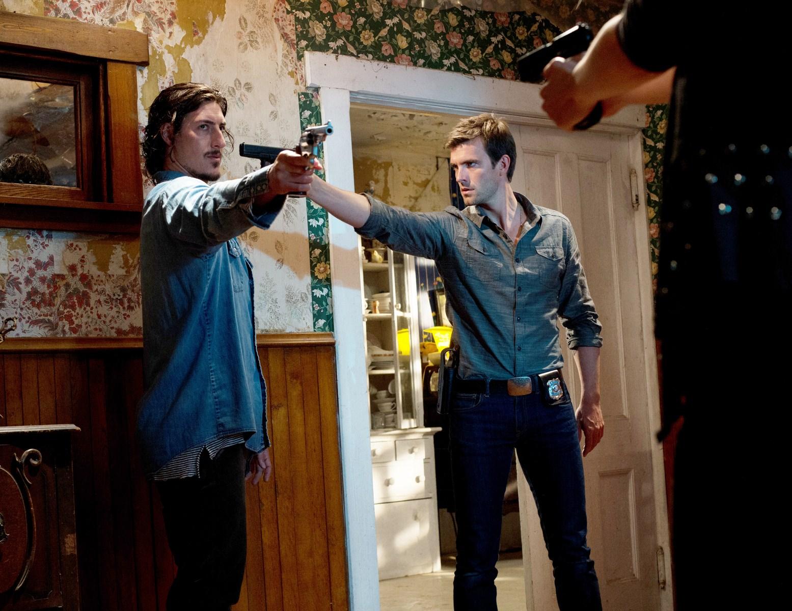 Eric Balfour Haven Season 3 Haven – Season 3