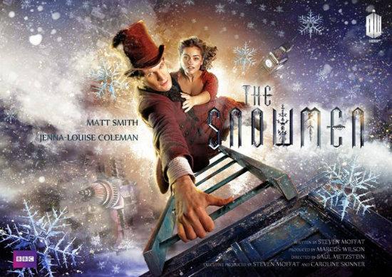 doctor-who-christmas-special-2012-matt-smith-jenna-louise-coleman-snowmen-bbc-america